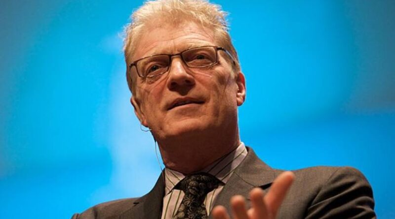 las escuelas matan la creatividad Ken Robinson