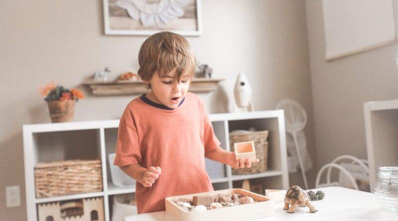 educación Montessori en casa